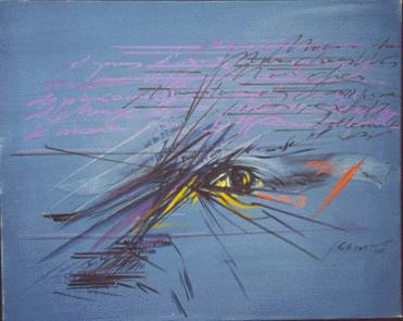 « Le regard » - Jaume Genovart 1991